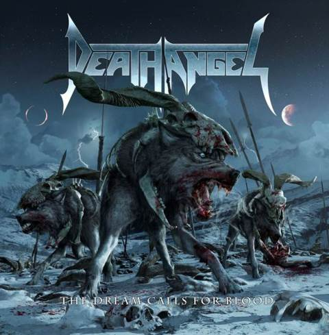 death angel dream calls for blood