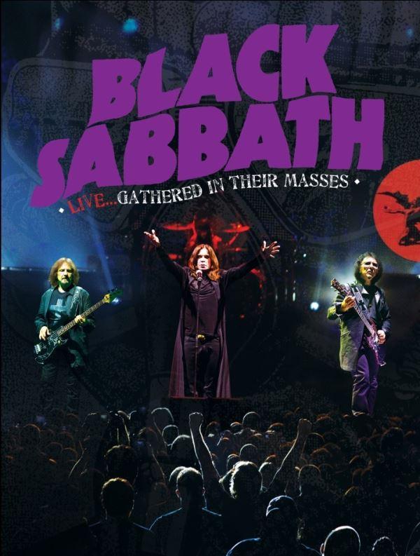 black sabbath gathered dvd cover