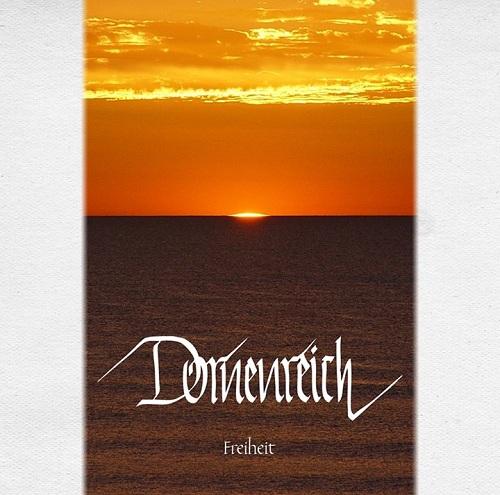Dornenreich - Freiheit - Cover