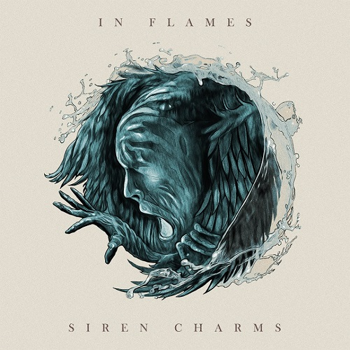 In Flames - Siren Charms - Cover