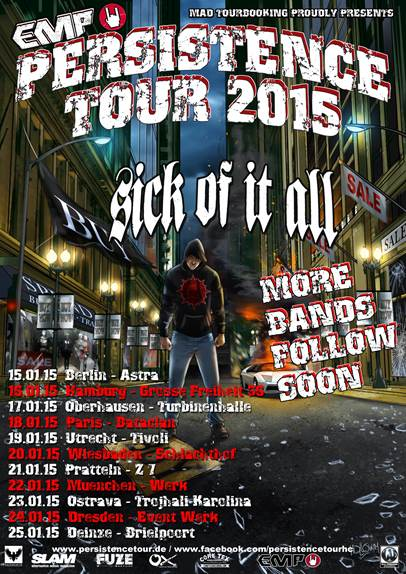 persistence tour flyer 2015