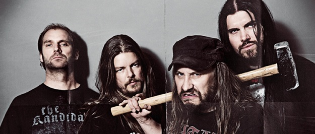 Entombed A.D. im Interview mit Metal1.info