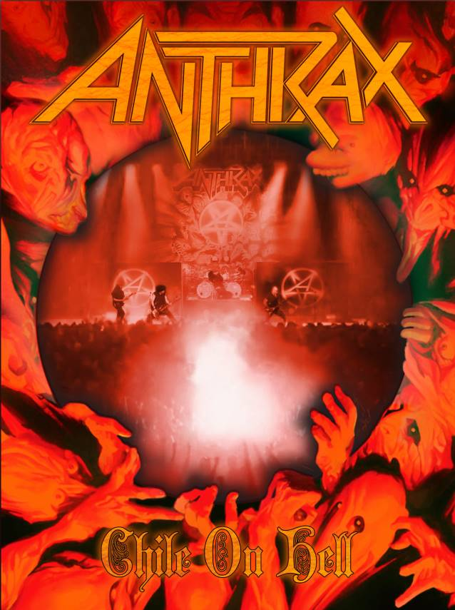 anthrax chile dvd cover