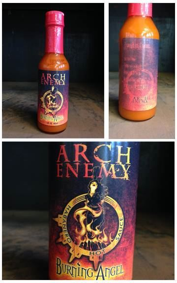 Arch Enemy - Sauce