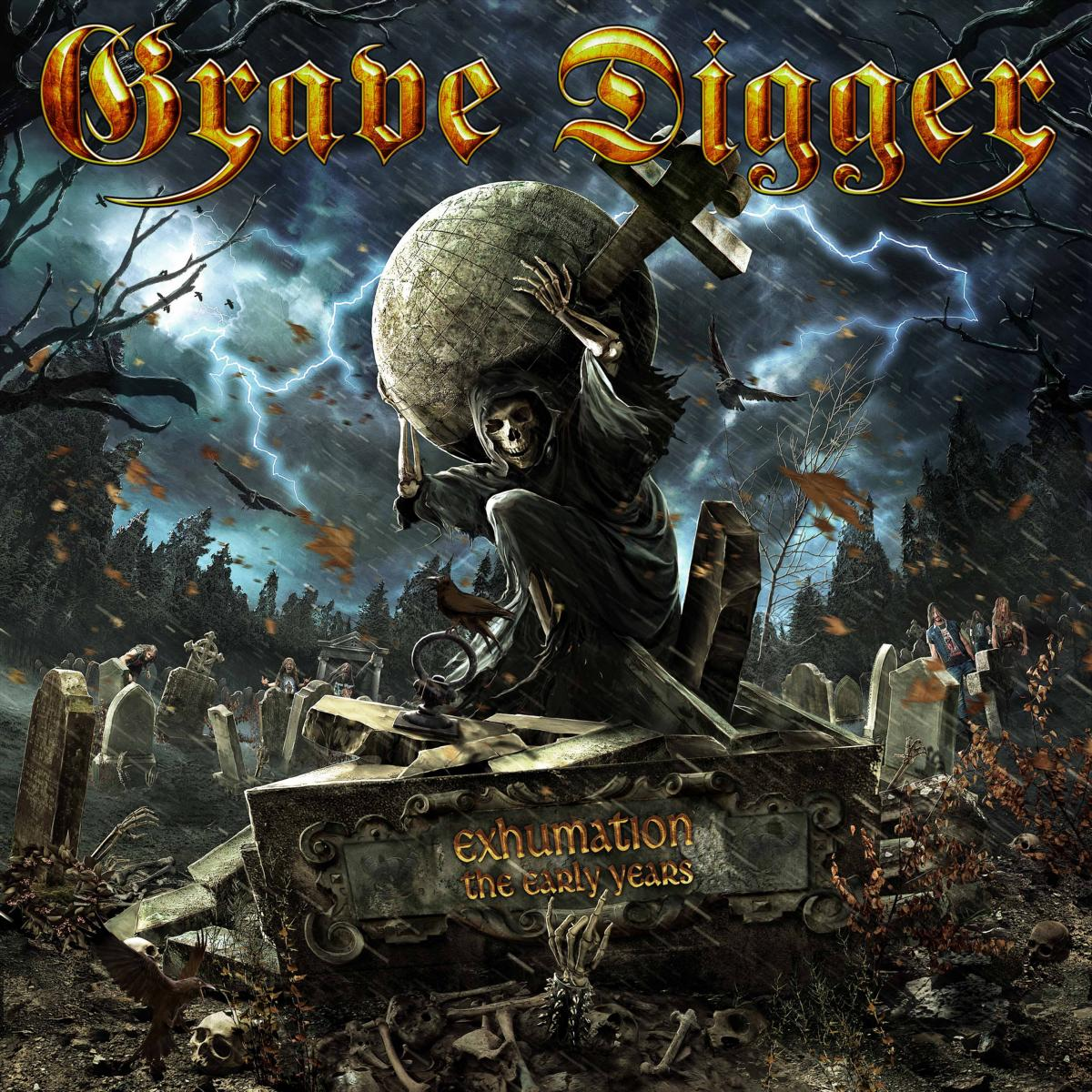Grave Digger - Exhumation