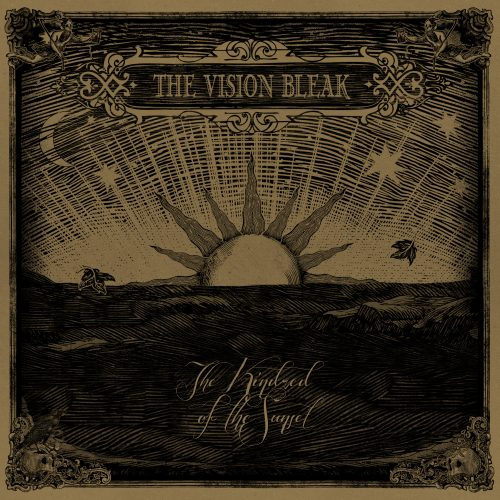 The Vision Bleak - The Kindred of the Sunset (EP) - Cover