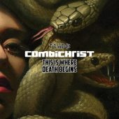 Combichrist - This Is Where Death Begins - CD-Cover