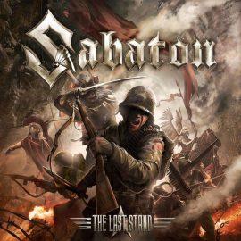 sabaton last stand album cover 2016