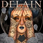 Cover - Delain – Moonbathers