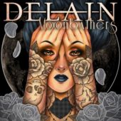 Delain - Moonbathers - CD-Cover