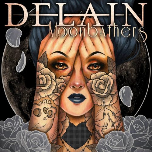 Delain - Moonbathers - Cover