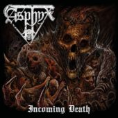 Asphyx - Incoming Death - CD-Cover