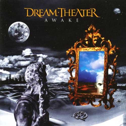 Dream Theater - Awake - Cover