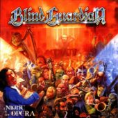 Blind Guardian - A Night At The Opera - CD-Cover