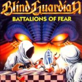 Blind Guardian - Battalions Of Fear - CD-Cover