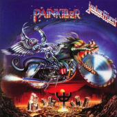 Judas Priest - Painkiller - CD-Cover