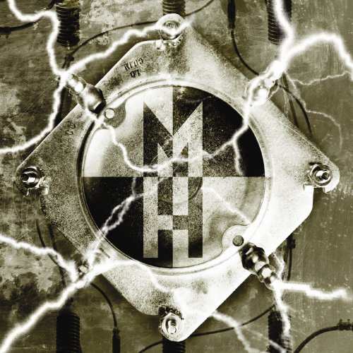 Machine Head - Supercharger - Cover