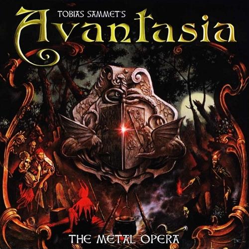Avantasia - The Metal Opera - Part I - Cover