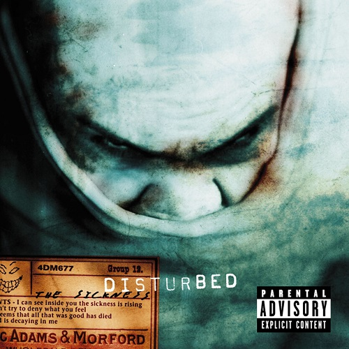 Disturbed - The Sickness - Cover