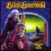 Blind Guardian - Follow The Blind - CD-Cover