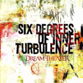 Dream Theater - Six Degrees Of Inner Turbulence - CD-Cover