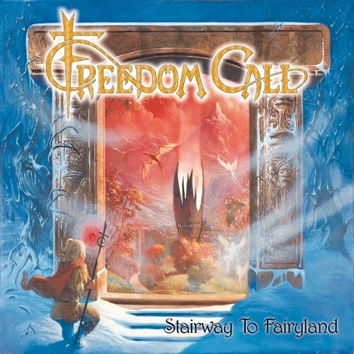 Freedom Call - Stairway To Fairyland - Cover