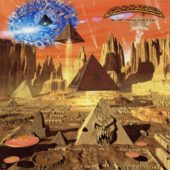 Gamma Ray - Blast From The Past - CD-Cover