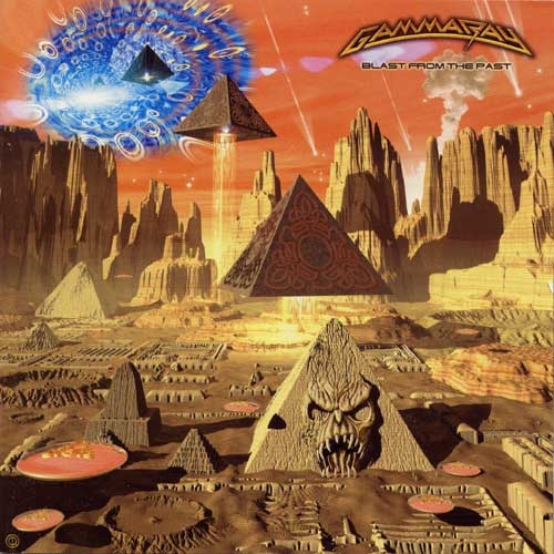 Gamma Ray - Blast From The Past - Cover