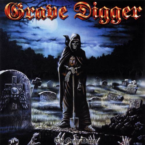 Grave Digger - The Grave Digger - Cover
