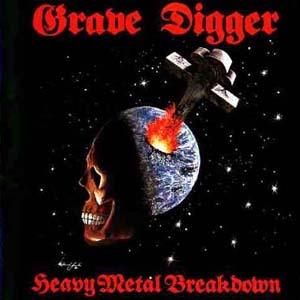 Grave Digger - Heavy Metal Breakdown - Cover
