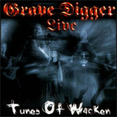 Grave Digger - Tunes Of Wacken (live) - CD-Cover