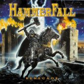 Hammerfall - Renegade - CD-Cover