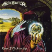 Helloween - Keeper Of The Seven Keys Part I - CD-Cover