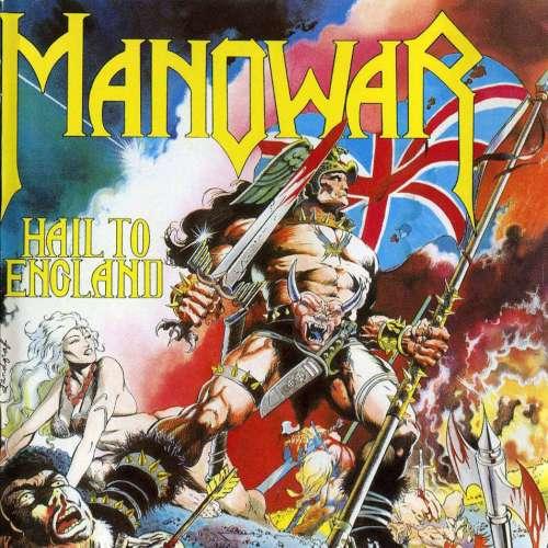 Manowar - Hail To England - Cover