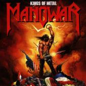 Manowar - Kings Of Metal - CD-Cover