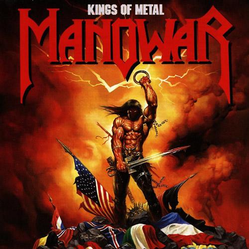 Manowar - Kings Of Metal - Cover