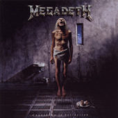 Megadeth - Countdown To Extinction - CD-Cover