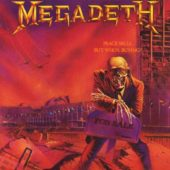 Megadeth - Peace Sells... But Who's Buying? - CD-Cover