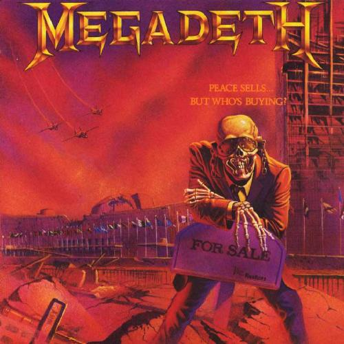 Megadeth - Peace Sells... But Who's Buying? - Cover