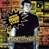 Goldfinger - Open Your Eyes - CD-Cover