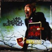 40 Below Summer - Invitation To The Dance - CD-Cover