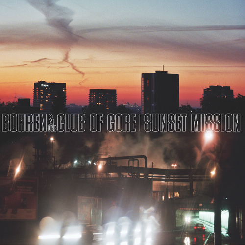 Bohren & Der Club Of Gore - Sunset Mission - Cover