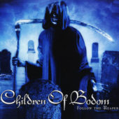 Children Of Bodom - Follow The Reaper - CD-Cover