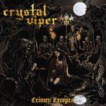 Cover - Crystal Viper – Crimen Excepta