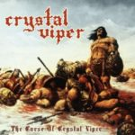 Cover - Crystal Viper – The Curse Of The Crystal Viper (Re-Release)