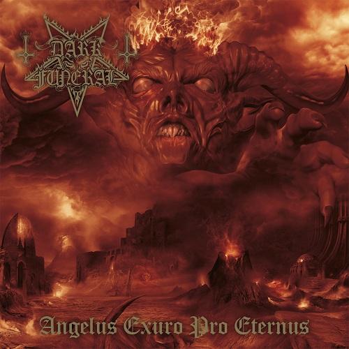Dark Funeral - Angelus Exuro Pro Eternus - Cover