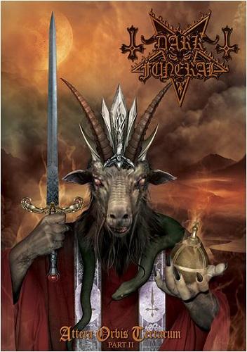 Dark Funeral - Attera Orbis Terrarum Part II (DVD) - Cover