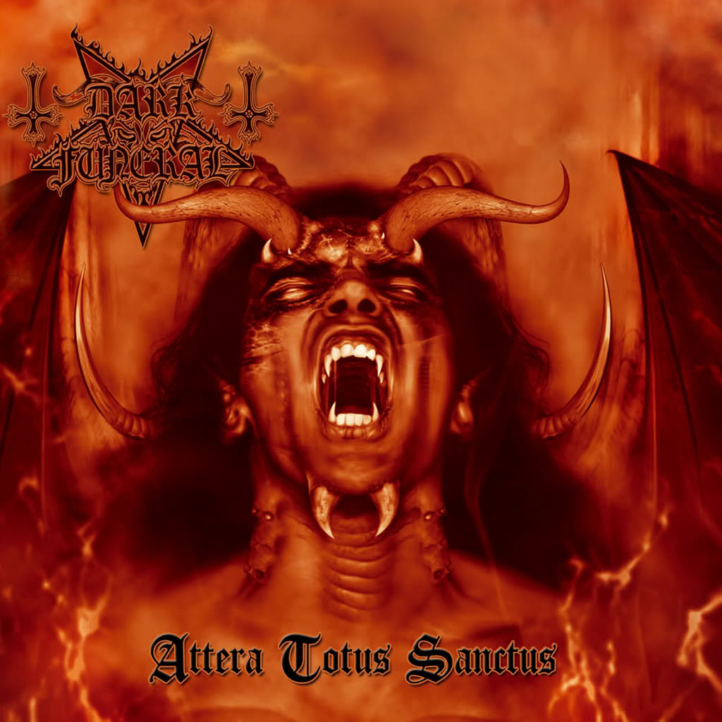 Dark Funeral - Attera Totus Sanctus - Cover