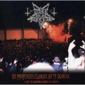 Dark Funeral - De Profundis Clamavi Ad Te Domine (Live In South America 2003) - CD-Cover
