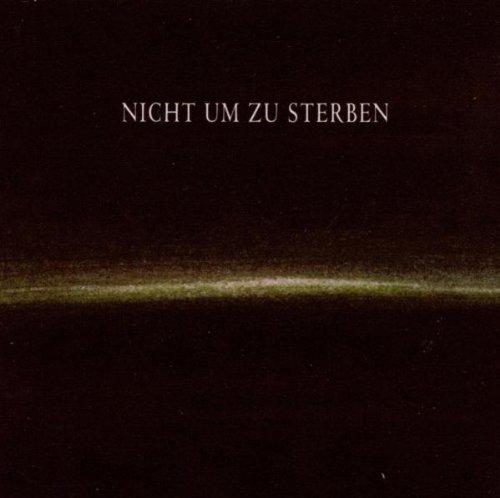 Dornenreich - Nicht um zu sterben - Cover